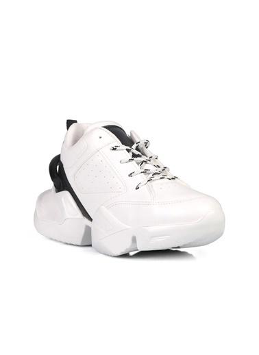 Oblavion Sneakers Beyaz